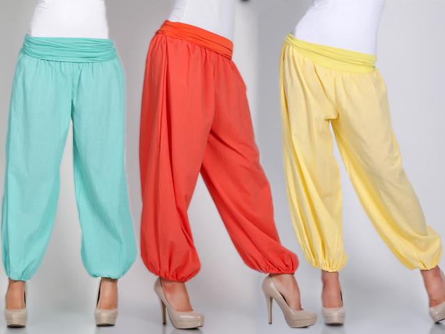 spodnie dżasminki